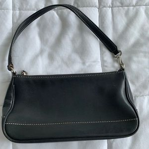 Black Coach Mini Purse